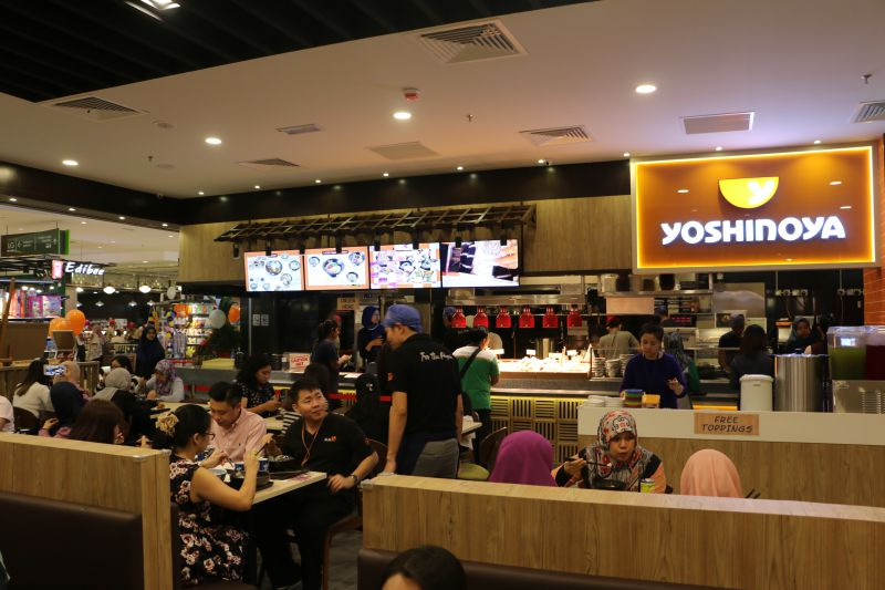 Food Directory Ioi City Mall